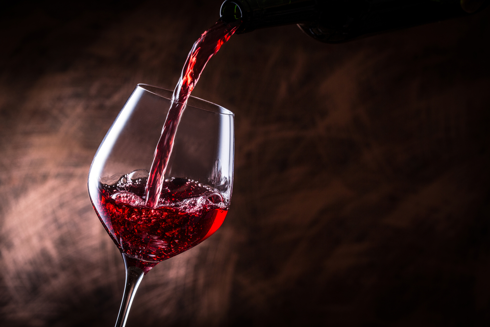 Alcohol Consumption and Blood Pressure, Main Street Clinics, Houston